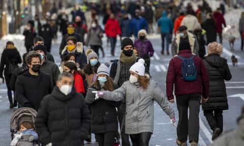 Κορονοϊός - Ισπανία: Νέοι υγειονομικοί περιορισμοί στη Μαδρίτη