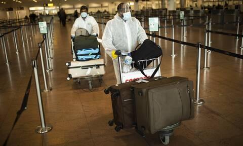 Κορονοϊός - Βέλγιο: Απαγορεύονται τα «μη αναγκαία ταξίδια» μέχρι την 1η Μαρτίου