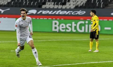 Bundesliga: Θρίαμβος της Γκλάντμπαχ, «αντίο» στον τίτλο είπε η Ντόρτμουντ - Τα γκολ (video)