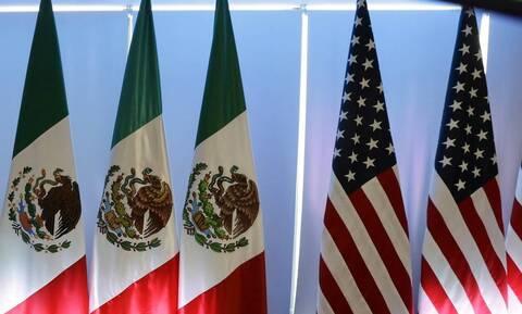 Μεξικό-ΗΠΑ:  Τι συζήτησαν οι πρόεδροι των δύο χωρών στην πρώτη τους συνδιάλεξη
