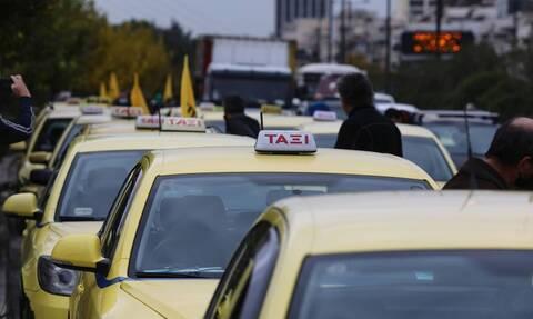 Ταξί: Δείτε τι αλλάζει στη λειτουργεία τους από τη Δευτέρα