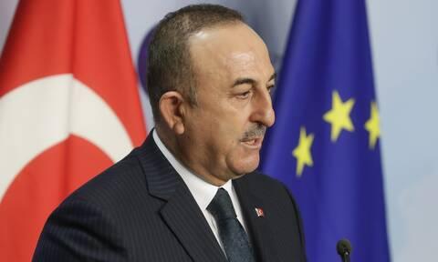 Τσαβούσογλου: «Τυχόν περιοριστικά μέτρα κατά της Τουρκίας θα καταστρέψουν τα πάντα»