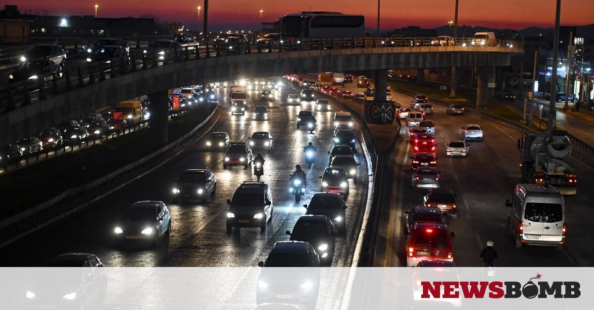 Αλλάζουν τα όρια των επιβατών από Δευτέρα – Τι θα ισχύει για ΙΧ, ταξί και φορτηγά – Newsbomb – Ειδησεις