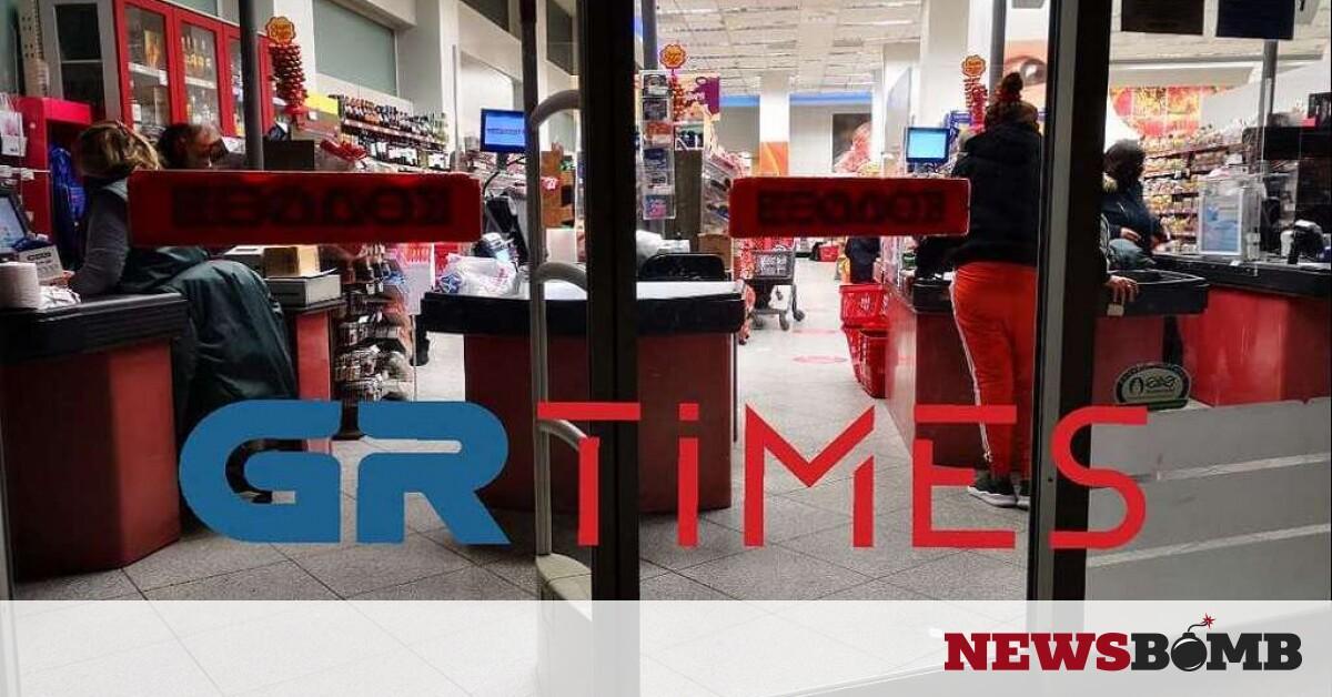 Αναστάτωση στη Θεσσαλονίκη: Ληστεία με καραμπίνα σε σούπερ μάρκετ – Newsbomb – Ειδησεις