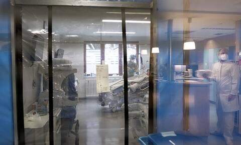 Συναγερμός στο Βερολίνο: Νοσοκομείο σε καραντίνα - Εντοπίστηκαν κρούσματα της βρετανικής μετάλλαξης