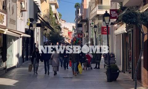 Κορονοϊός: Κόκκινος συναγερμός στη Χαλκίδα - Προς αυστηρό lockdown ο δήμος