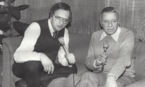Larry King: Για αυτό ήταν ένας μεγάλος αστέρας της τηλεόρασης