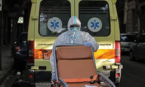 Κορονοϊός: Συναγερμός για 33 κρούσματα σε γηροκομείο της Μαγνησίας