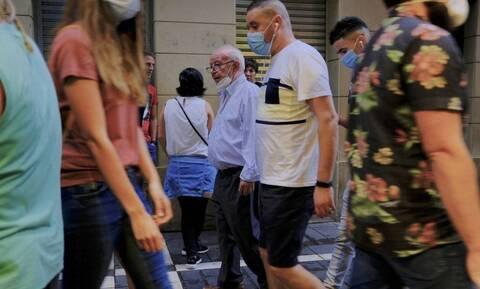 Κορονοϊός: Χιλιάδες κόσμου διαδήλωσαν στη Μαδρίτη κατά των περιοριστικών μέτρων της πανδημίας