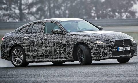 Η ηλεκτρική BMW i4 θα είναι ένα καθαρόαιμο σπορ μοντέλο (vid)