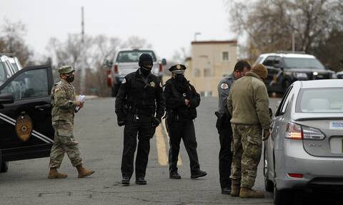 Φρίκη στο Μεξικό: 19 απανθρακωμένα πτώματα εντοπίστηκαν στα σύνορα με τις ΗΠΑ