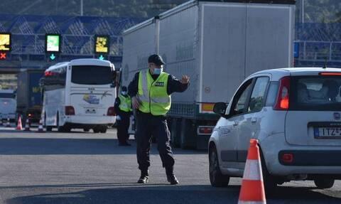 Lockdown: Τι αλλάζει από τη Δευτέρα (25/01) στις μετακινήσεις με αυτοκίνητο και ταξί