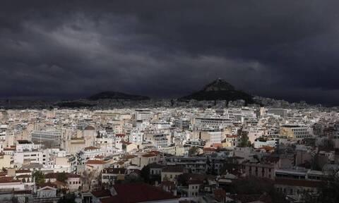 Κακοκαιρία: Μεγάλη προσοχή τις επόμενες ώρες - Τα φαινόμενα «χτυπούν» την Αττική