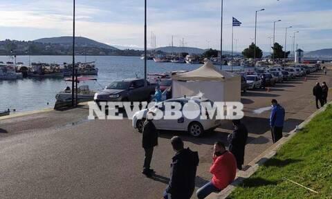 Κορονοϊός: «Προ των πυλών» το lockdown στη Χαλκίδα - Αυξάνονται καθημερινά τα νέα κρούσματα