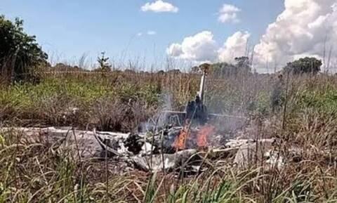 Βραζιλία: Συνετρίβη αεροπλάνο με ποδοσφαιρική ομάδα – Νεκρός ο πρόεδρος και τέσσερις παίκτες