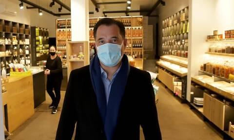 Γεωργιάδης: Αν φοράμε όλοι τις μάσκες μας και προσέχουμε είμαι αισιόδοξος
