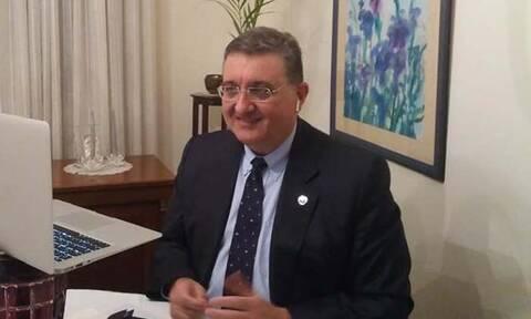 Αθανάσιος Εξαδάκτυλος: Θετικός στον κορονοϊό ο πρόεδρος του Πανελλήνιου Ιατρικού Συλλόγου
