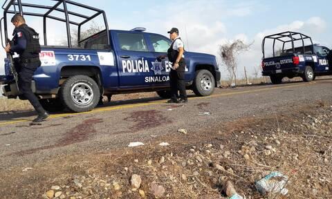 Φρίκη στο Μεξικό: 19 πτώματα εντοπίστηκαν μέσα σε καμένο φορτηγό