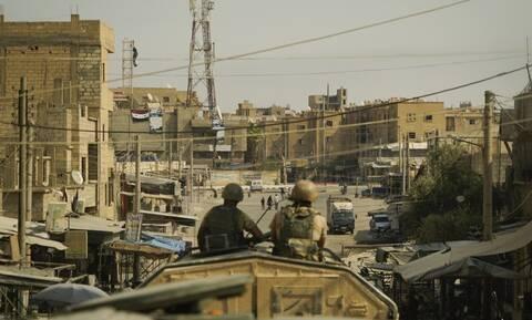 Συρία: Τρεις στρατιώτες νεκροί και 10 τραυματίες σε ενέδρα του Ισλαμικού Κράτους