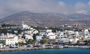 Посольство России в Греции выясняет обстоятельства ареста россиянина на острове Тинос