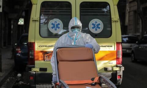 Κορονοϊός: Συναγερμός για 40 κρούσματα σε γηροκομείο στο Μαρούσι - Στο νοσοκομείο 21 ηλικιωμένοι