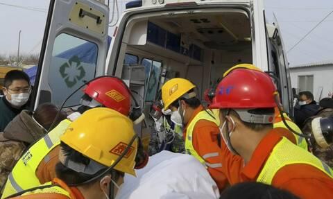 Τραγωδία στην Κίνα: Νεκροί εντοπίστηκαν εννέα από τους εγκλωβισμένους μεταλλωρύχους