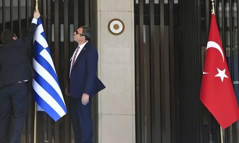 Διερευνητικές επαφές: Ολοκληρώθηκε η πρώτη συνάντηση Ελλάδας - Τουρκίας