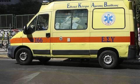 Λάρισα: Σοβαρό εργατικό ατύχημα - «Πιάστηκαν» τα χέρια του σε μηχάνημα