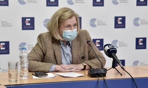 Θεοδωρίδου: Οι μεταλλάξεις δεν επηρεάζουν τα εμβόλια – Καθοριστική η δεύτερη δόση