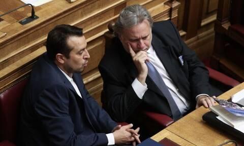 Ενεργοποίηση της κοινοβουλευτικής ομάδας Ελλάδας – Σκοπίων ζητά ο ΣΥΡΙΖΑ