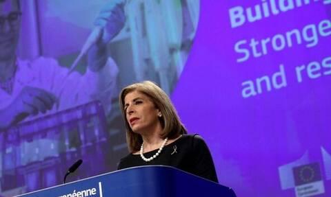 Ζητάει διευκρινίσεις από την AstraZeneca η Ευρωπαϊκή Ένωση - Το μήνυμα της Στέλλας Κυριακίδου