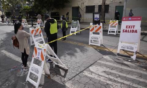 ΗΠΑ - Κορονοϊός: Η Καλιφόρνια χαλαρώνει τους περιορισμούς σε ορισμένες δραστηριότητες