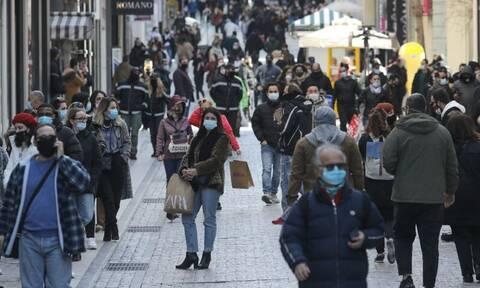 Lockdown: Το σχέδιο αποφυγής συνωστισμού στα καταστήματα και οι αντιδράσεις