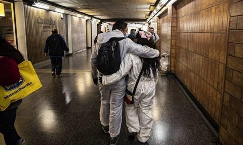 Κορονοϊός στη Χιλή: Πάνω από 700.000 τα κρούσματα - Σχεδόν 18.000 οι νεκροί