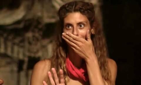 Survivor: «Μήπως η φιλοζωική λυπήθηκε τη Σαλαγκούδη; (vid)