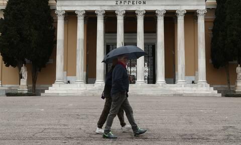 Καιρός: Έρχεται κακοκαιρία με «βουτιά» 13 βαθμών Κελσίου, καταιγίδες και χιονοπτώσεις