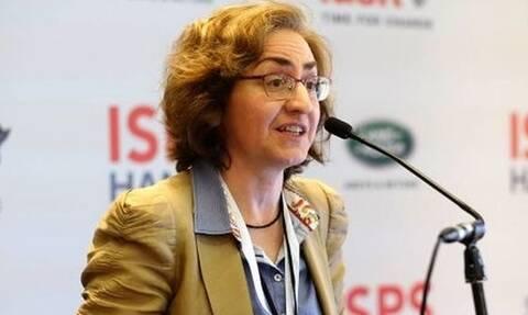 Гречанка Элизабет Сидиропулу вошла в состав Консультативного совета ООН