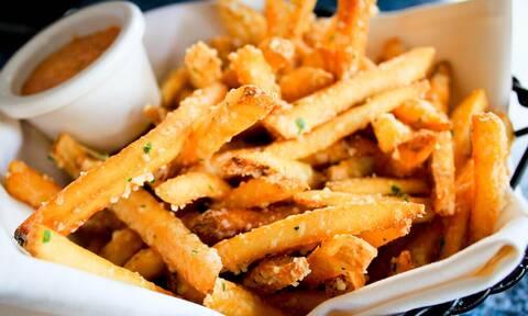 Τρόμος: Εξαφανίζεται η τηγανητή πατάτα;