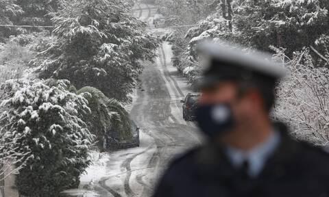 Καιρός: Βροχές, καταιγίδες και πτώση της θερμοκρασίας - Χιόνια και στην Αττική την Τετάρτη