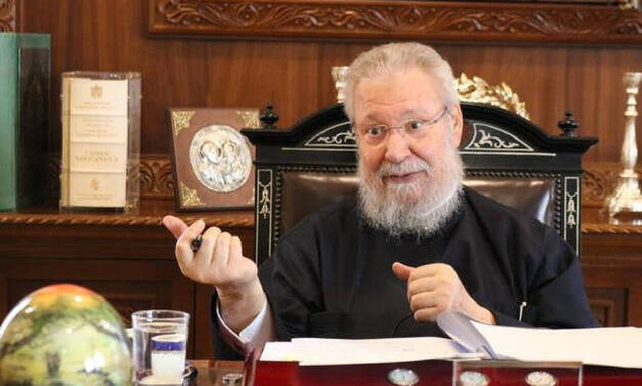 Αρχιεπίσκοπος Κύπρου για πολιτογραφήσεις: Είπα στον Πρόεδρο να σταματήσουμε όλοι να κλέβουμε