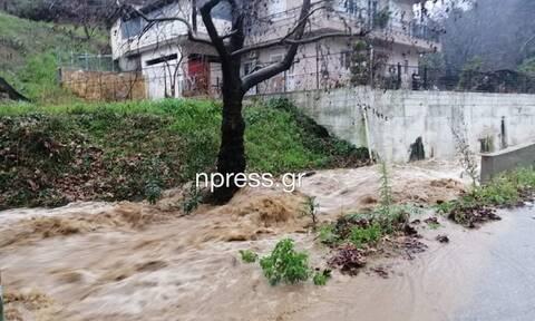 Κακοκαιρία – Αγρίνιο: «Πνίγεται» ο νομός – Τεράστιες καταστροφές (pic - vids)