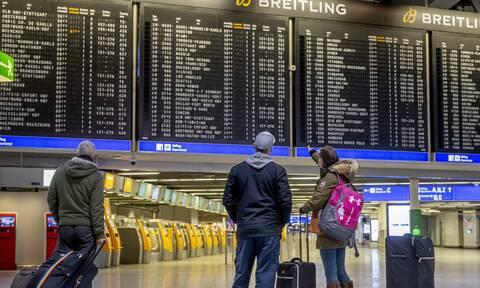 Κορονοϊός - Γερμανία: Προς μηδενισμό των διεθνών πτήσεων στο εσωτερικό της η χώρα