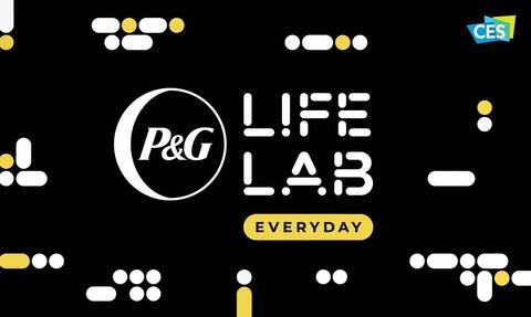 """Η P&G παρουσίασε το «Σπίτι του Μέλλοντος» μέσω της """"LifeLab"""" στην έκθεση CES 2021"""