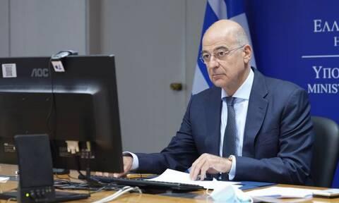 Συγχαρητήρια Δένδια σε Μπλίνκεν με μήνυμα για στενή συνεργασία Ελλάδας και ΗΠΑ