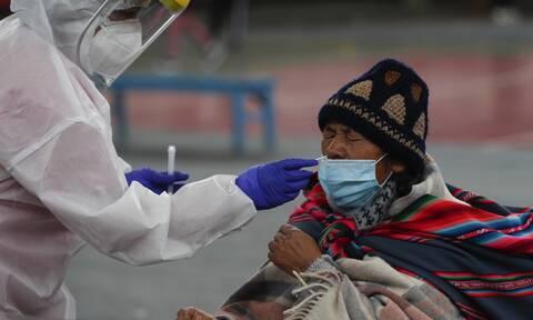 Κορονοϊός στη Βολιβία: Νέα περιοριστικά μέτρα στη Λα Πας