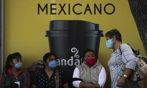 Κορονοϊός στο Μεξικό: 1.743 θάνατοι σε 24 ώρες - Με ήπια συμπτώματα πρόεδρος Ομπραδόρ