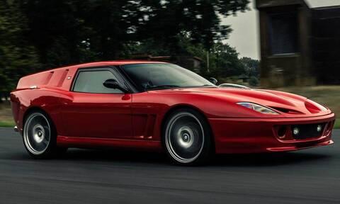 Η Breadvan Hommage είναι μια από τις πιο άσχημες Ferrari που κυκλοφορούν