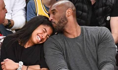 Το ανατριχιαστικό post της Vanessa Bryant για τον Kobe και την κόρη τους