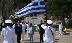 На военный парад 25 марта в Грецию приглашены Путин, Макрон и принц Чарльз