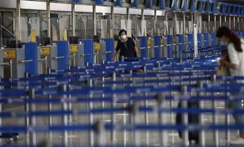 Κύπρος: Παρατείνονται τα μέτρα για πτήσεις και αερολιμένες μέχρι την 1η Μαρτίου